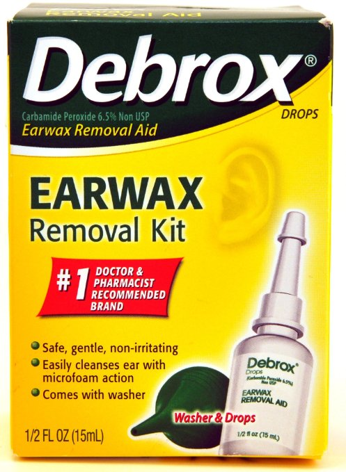Hydrogen Peroxide Is One Of The Most Frequently Used Methods For Cleaning Your Ears